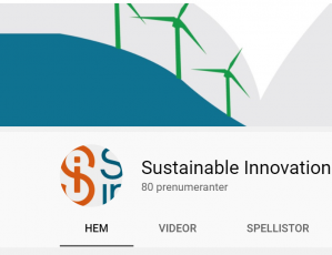 Sustainable innovation yt